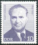 (1974) MiNr. 1916 ** - DDR - Osobnosti německého labouristického hnutí (II)