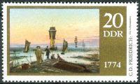 (1974) MiNr. 1959 ** - DDR - 200. narozeniny Caspara Davida Friedricha
