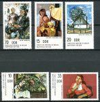 (1974) MiNr. 2001 - 2005 ** - DDR - Státní muzeum Berlín: obrazy