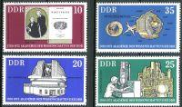 (1975) MiNr. 2061 - 2064 ** - DDR - 275 let Akademie věd, Berlín