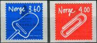 (1999) MiNr. 1299 - 1300 ** - Norsko - Norské vynálezy