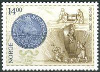(1999) MiNr. 1315 ** - Norsko - Milénium (I): Sdružení s Dánskem (1380-1814)