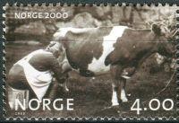 (1999) MiNr. 1324 ** - Norsko - Milénium (II): dojička (kolem roku 1930)