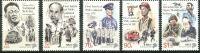 (2017) MiNr. 2432 - 2436 ** - Singapur - 50 let povinné vojenské služby