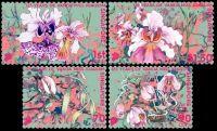 (2018) MiNr. 2524 - 2527 ** - Singapur - orchidej