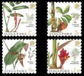 (2018) MiNr. 2530 - 2533 ** - Singapur - zázvor