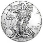 (2019) $ 1 - American Eagle Liberty (1 oz) stříbrný
