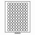 MB - box, na 80 mincí bez bublinek - průměr 23,5 mm