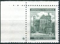 (1940) č. 44 ** - B.u.M. - LH - úzký o. - Krajiny, hrady a města - Pardubice - d.z.+