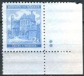 (1941) MiNo. 70 ** - B.u.M. - Landscapes, castles, towns - Pardubice d.z. ++