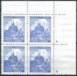 (1941) č. 60 ** - B.u.M. - 4-bl - široký o. - Krajiny, hrady, města - Brno - d.z. *