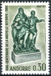 (1967) MiNr. 201 ** - Andora (Fr.) - 100. výročí nové státní reformy