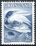 (1967) MiNr. 68 ** - Grónsko - Grónské legendy (IV)
