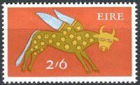 (1968) MiNr. 223 ** - Irsko - vada lepu - Časné irské umění