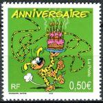(2003) MiNr. 3708 ** - Francie - narozeniny