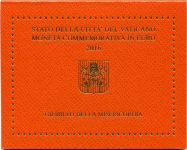 (2016) - 2 € - Vatikán - Svatý rok Božího milosrdenství (BU) Vatican City