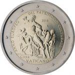 (2018) - 2 € - Vatikán - Láokoóntovo sousoší (BU)