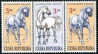 (1996) č. 122-123-122 ** - sp - Kladrubští koně