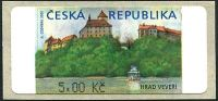 (2000) AU 1B ** - Veveří 5 CZK (ohne *)