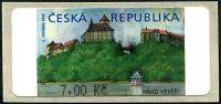(2000) AU 1B ** - Veveří 7 CZK (without *)