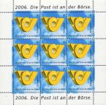 (2006) No. 2600 ** - Austria - SHEET