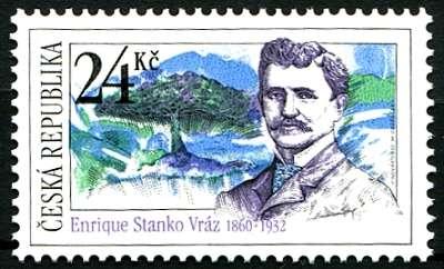 (2010) č. 627 ** - ČR - Cestovatel S. Vráz