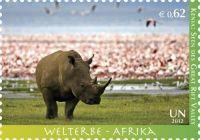 (2012) č. 754 ** - OSN Vídeň - Afrika