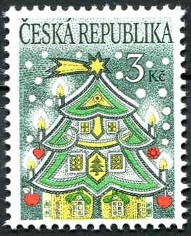 Česká pošta (1995) č. 99 ** - ČR - Vánoce