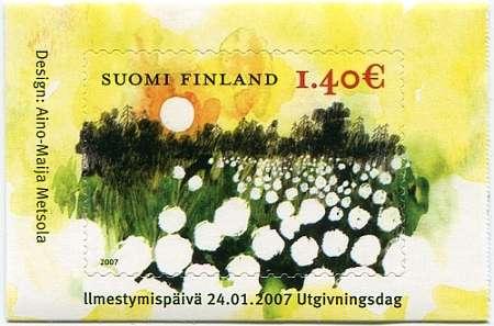 (2007) č. 1830 ** - Finsko - Malování