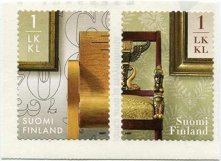 (2007) č. 1864 - 1865 ** - Finsko - Starožitnosti I.