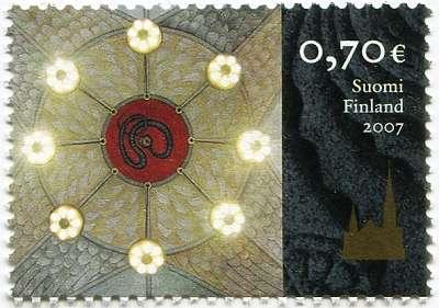 (2007) č. 1849 ** - Finsko - Dom von Tampere