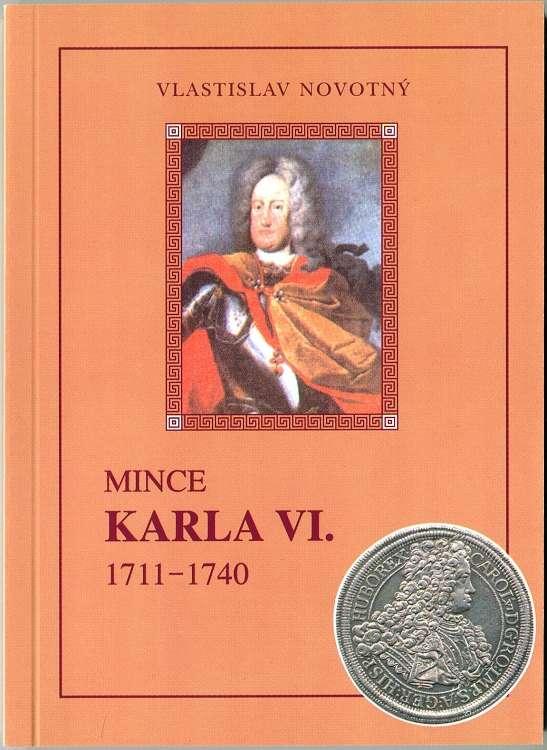 Nakladatelství Novotná. Katalog - mince Karla VI. 1711-1740
