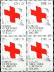 (1989) MiNr. 682 ** - 4-bl- Irsko - Irský červený kříž