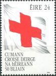 (1989) MiNr. 682 ** - Irsko - Irský červený kříž