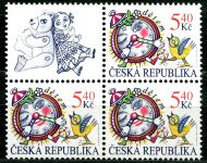 (2000) č. 259 ** - ČR - VK-1 - Dětem