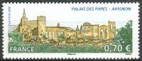 (2009) MiNr. 4619 ** - Francie - cestovní ruch - Papežský palác, Avignon