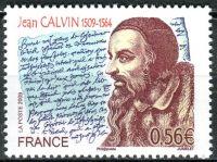 (2009) MiNr. 4685 ** - Francie - 500. narozeniny Jana Calvina