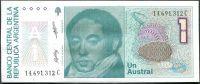 Argentina (P 323 b) - 1 Austral (1986) - UNC