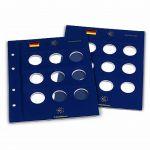 VISTA listy - Německo 10, 20 a 25 Euro pamětní mince (2 ks)