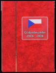 Zásobník - Československo 1918 - 1938 - A4, 30 stran, bílé listy, dělená stránka , 9 řádků