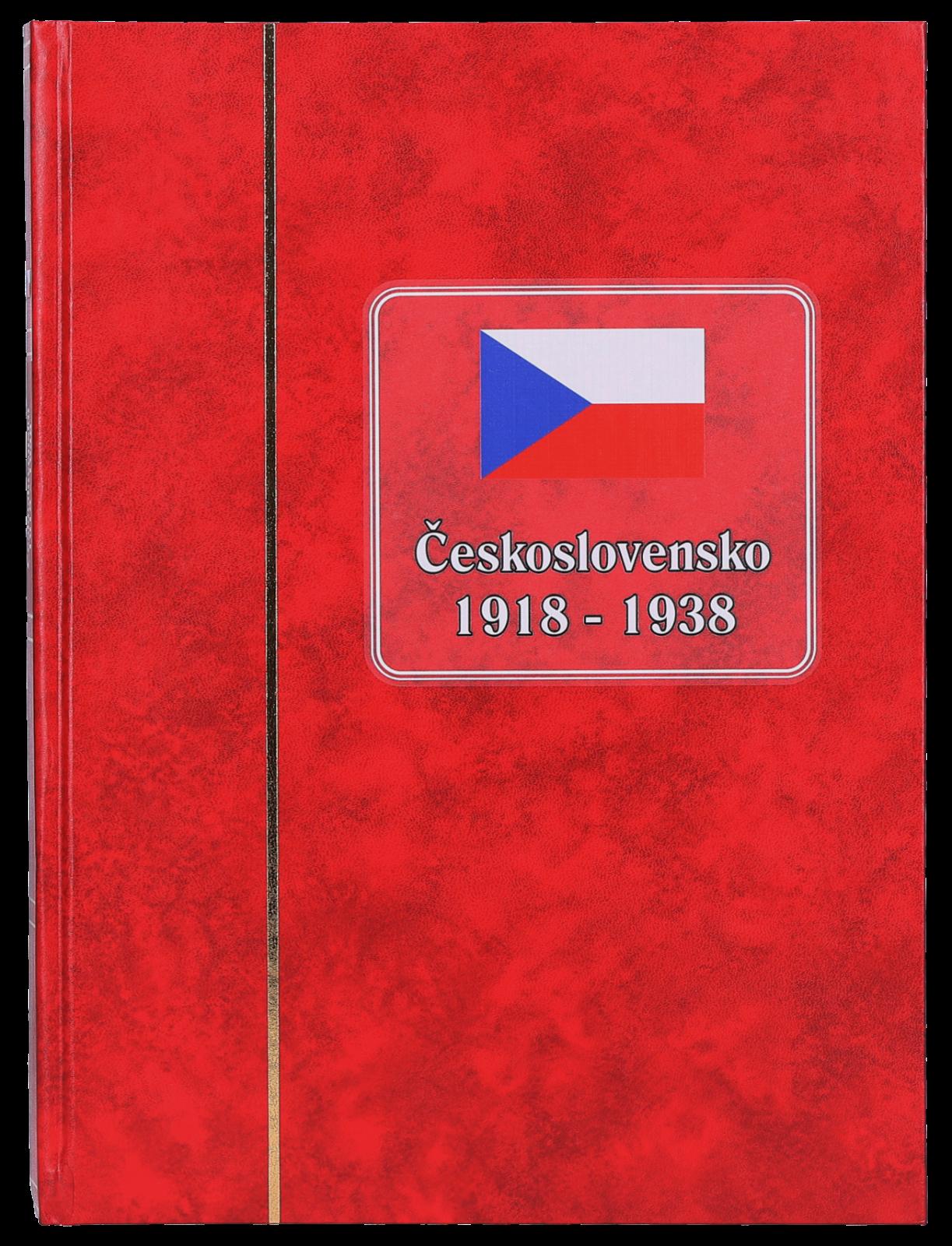 Zásobník - Československo 1918 - 1938 - A4