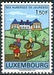 (1967) MiNr. 753 ** - Lucembursko - Lucemburské mládežnické ubytovny