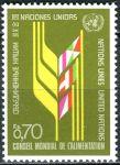 (1976) MiNr. 62 ** - OSN Ženeva - Světová rada pro potraviny (WFC)