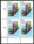 (1980) MiNr. 7 ** - OSN Vídeň - 4-bl - Nový mezinárodní ekonomický řád