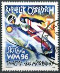 (1996) MiNr. 2179 - O - Rakousko - Mistrovství světa v lyžování
