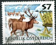 (1997) MiNr. 2216 - O - Rakousko - Lov a životní prostředí (I).
