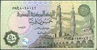 Egypt bankovky