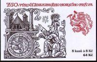 (1999) ZSt 9 - 750. výročí Jihlavského horního práva