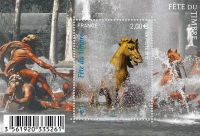 (2010) č. 4836 ** - Francie - BLOCK 125 - Fête du Timbre 2010