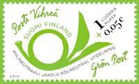 (2010) č. 2035 ** - Finsko - zelená pošta